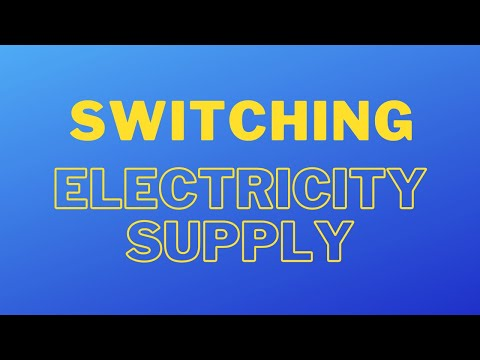 How to Switch Energy Supplier with comparethemarket.com - GB Energy