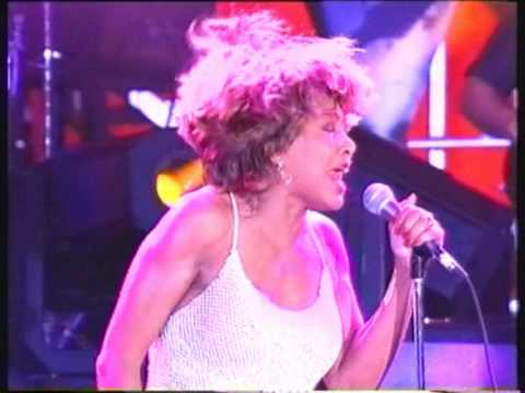 Tina Turner - Let's Stay Together (Live)