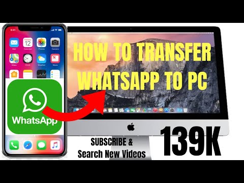 How To Transfer WhatsApp Media To PC/Laptop | Easy Tips To You |