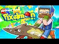 FINALLY GOT MY WATER TYPE Crew Pixelmon Season 4 Episode 21 Minecraft Pokemon Mod