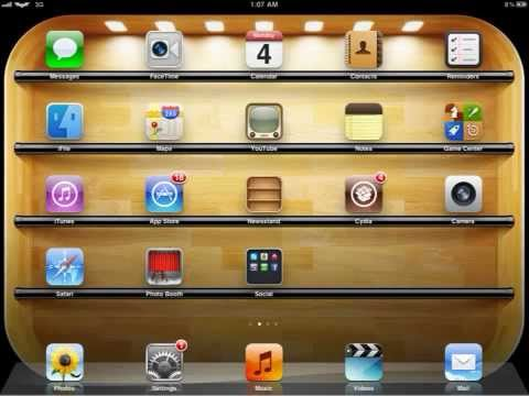 How to change carrier as a logo on iphone/ipod touch/ipad