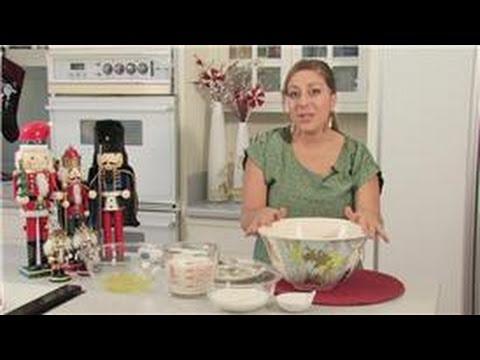 Christmas Holiday Treats : How to Make Eggnog