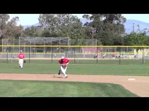 Ethan Go's Freshman Baseball Highlight Tape