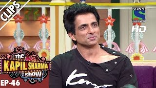 Actor Sonu Sood in the Kapil Show - The Kapil Sharma Show - Ep.46 -25th September 2016