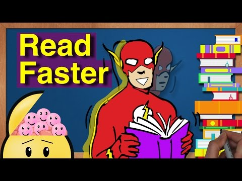 How to Speed Read with Comprehension| How to Read Faster and Retain More