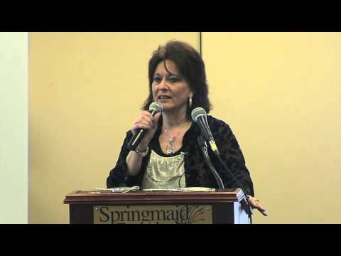 Suzanne Grimaud - 2016 Esther Women of Influence Conference