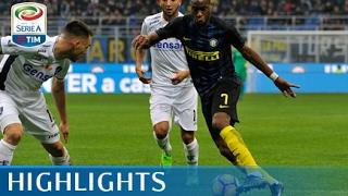 Inter - Empoli - 2-0 - Highlights - Giornata 24 - Serie A TIM 2016/17