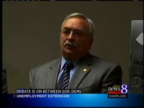 Dems push GOP to extend unemployment