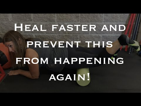 What To Do For Pulled or Strained Hip Flexor and Groin Muscles