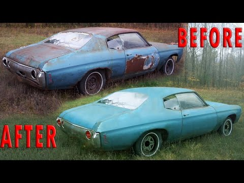 Car repair - Adobe photoshop (2h WORK)