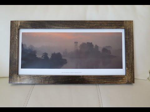 Simple photo frame in few min