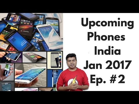 Upcoming New Phones India in Jan 2017, Asus, Xiaomi, Gionee, Vivo, Samsung #2 | Gadgets To Use