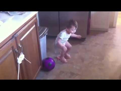 Cute Baby Loves Heels - very funny