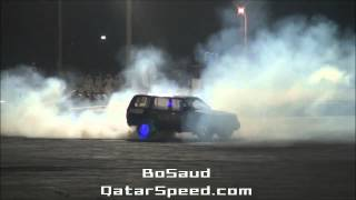 استعراض حلبة قطر 2012 - الجوله الرمضانيه 1 - المجموعه 7 HD