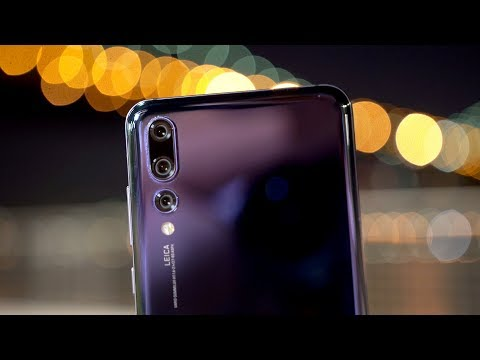 Why the Huawei P20 Pro is the Best Low Light Camera Ever