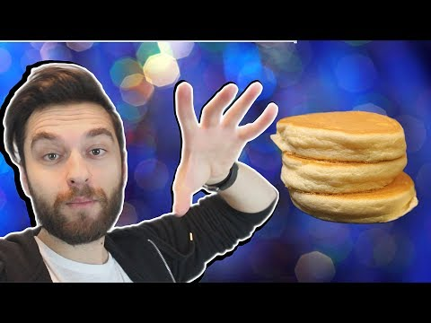 Mealz Lab -  Making Japanese Fluffy Pancakes
