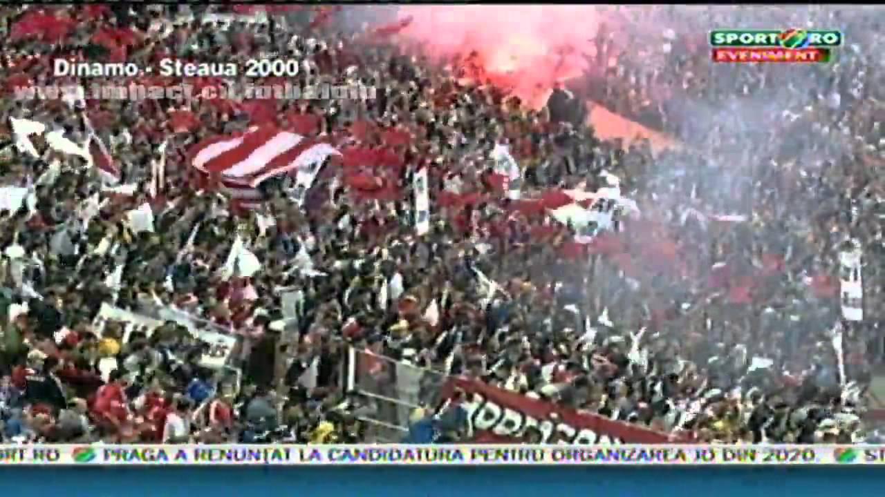 Dinamo-Steaua 3-2 (22 aprilie 2000)