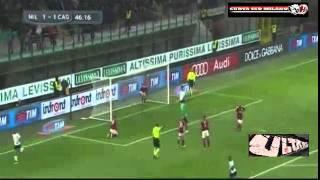 Highlights AC Milan vs Cagliari 3-1 (21-3-2015)