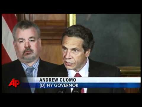 Gay Marriage Now Legal in New  York