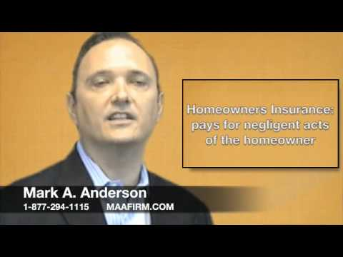 Texas Homeowners Insurance Lawyer   DFW Personal Injury Liability Attorney