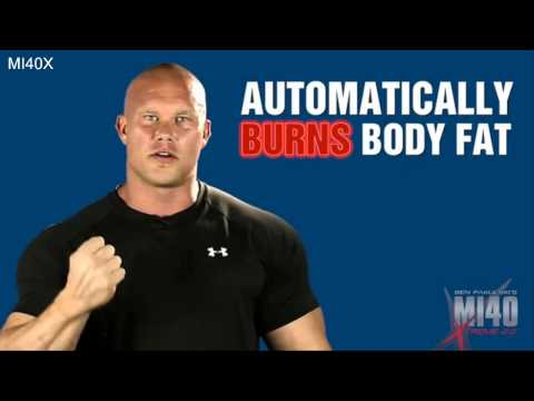 Turn Fat Into Muscle - MI40X Excellent Muscle Building Program