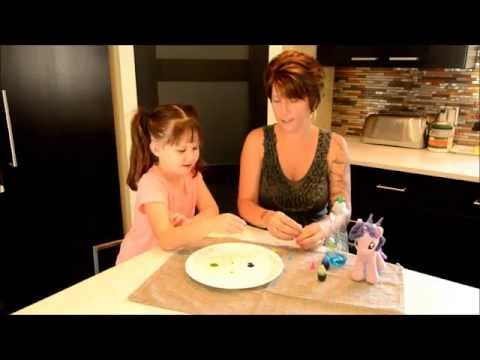 Science Project Fail - Milk, Food Coloring and Soap