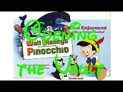 Pinocchio | Opening the Vault | Disney Retrospective Review