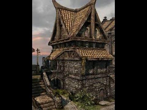 Modding Proudspire manor Solitude