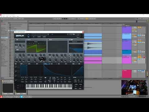 Making A Techno Track Start to Finish In Ableton Live 10 [Beta]