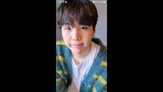 BTS (방탄소년단) 'Life Goes On' (Video Call ver.) - SUGA
