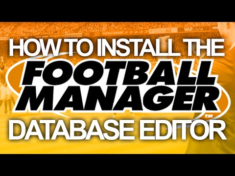 How to install the Football Manager Editor | Football Manager 2015