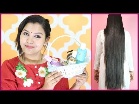 My winter hair care complete routine ( products + DIY) / INDIANGIRLCHANNEL TRISHA