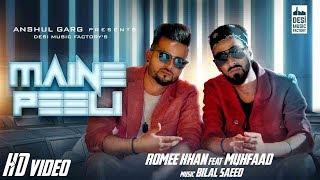 Maine Peeli - Romee Khan ft. Muhfaad | Bilal Saeed