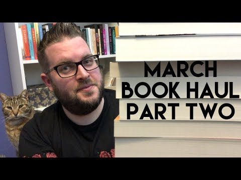 March Book Haul | Part Two | 2018