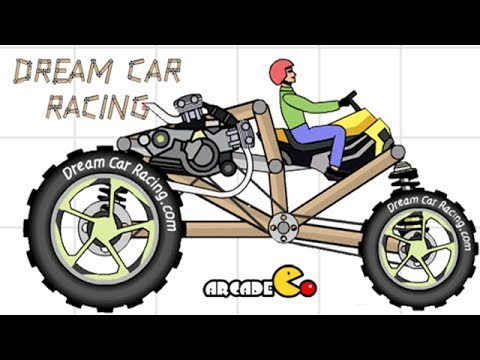 Dream Car Racing - Build Your Own Car