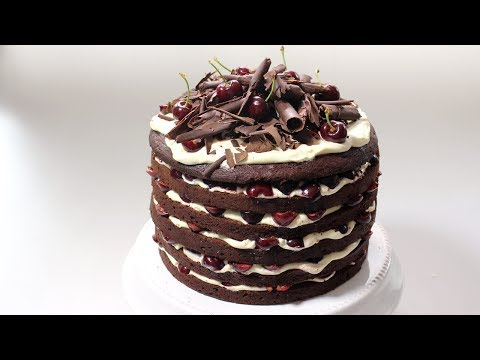 Black Forest Cake Recipe - Woolworths