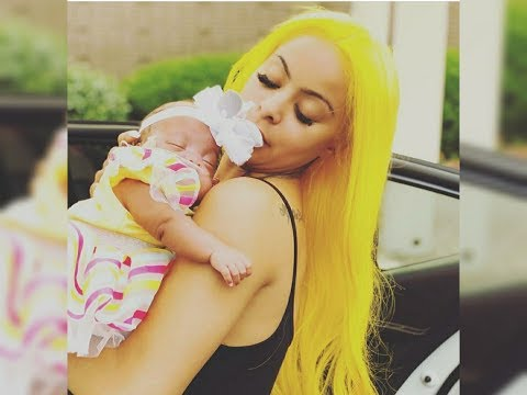 Alexis Skyy Finally Takes Her BABY Home LIVE