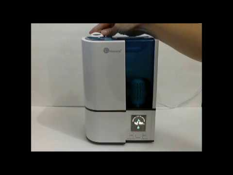 TaoTronics Humidifier Review TT-AH001
