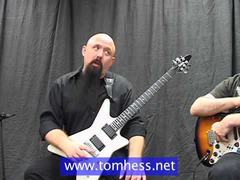 Awesome Shred Guitar Lesson