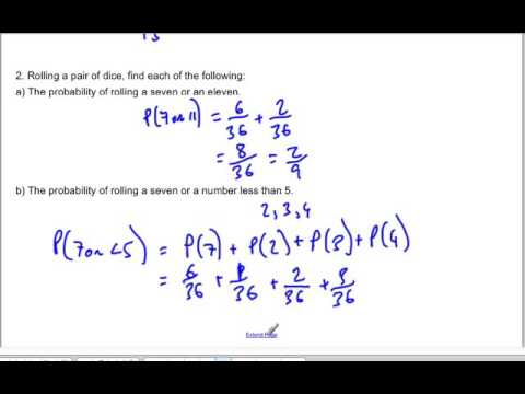 Probability Review 1