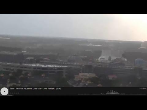 LIVE Camera facing Disney Springs and Epcot