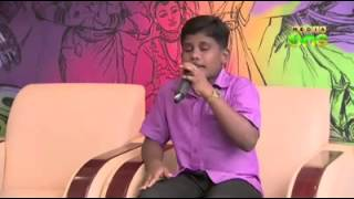 Badusha first prize winning song in school kalolsa