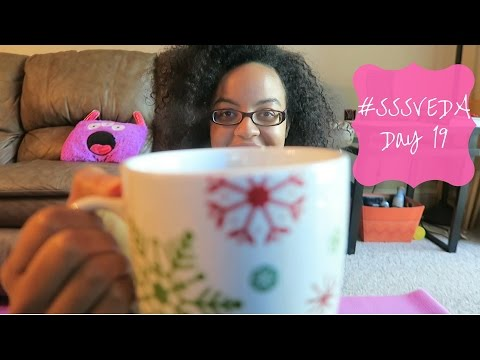 A Morning with Me | #SSSVEDA Day 19