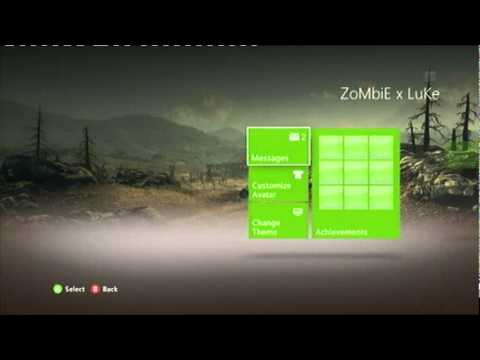 How to change your Xbox 360 theme on the new dashboard 2012