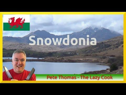 Snowdonia - Betws y Coed - Llanberis - North Wales