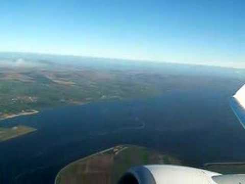 Ryanair Derry City Airport Take Off