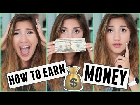 5 Easy Ways To ACTUALLY Make Money in College & High School