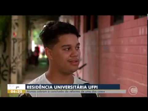 Xxx Mp4 Alunos Da Residencia Universitária Cobram Conclusão Das Obras Bom Dia Piauí 14032019 3gp Sex