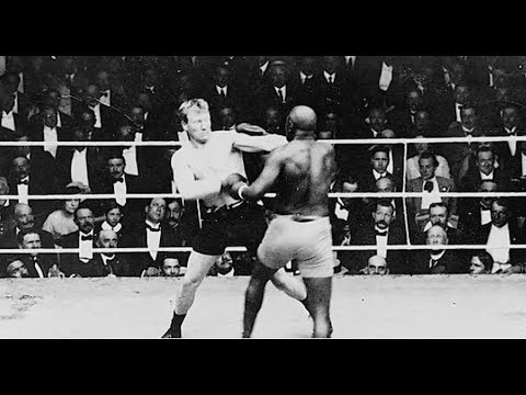Targeted by Race: Jack Johnson's story over 100 years later