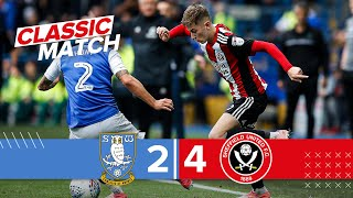Sheffield Wednesday Vs Sheffield United | 2017 Sheffield Derby | EFL Championship